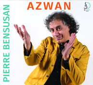 PIERRE BENSUSAN - AZWAN CD