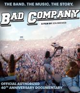 BAD COMPANY - BAD COMPANY: OFFICIAL AUTHORIZED 40TH ANNIVERSARY BLURAY