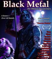 BLACK METAL: THE ULTIMATE DOCUMENTARY BLURAY