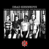 DEAD KENNEDYS - IGUANA STUDIOS REHEARSAL TAPE - SAN FRANCISCO 1978 CD