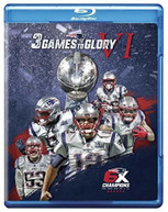 3 GAMES TO GLORY VI BLURAY