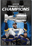 2019 STANLEY CUP CHAMPIONS DVD