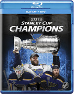 2019 STANLEY CUP CHAMPIONS BLURAY