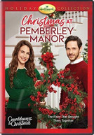 CHRISTMAS AT PEMBERLEY MANOR DVD