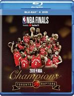 2019 NBA CHAMPIONS: TORONTO RAPTORS BLURAY