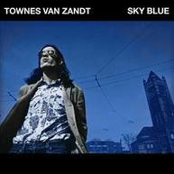 TOWNES VAN ZANDT - SKY BLUE CD