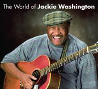 JACKIE WASHINGTON - WORLD OF JACKIE WASHINGTON CD