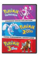 POKEMON: MOVIES 1 -3 DVD