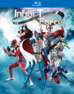INFINI -T FORCE: COMPLETE SERIES BLURAY