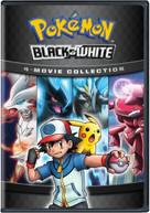 POKEMON BLACK &  WHITE 4 -MOVIE COLLECTION DVD
