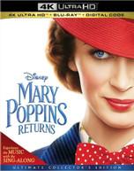 MARY POPPINS RETURNS 4K BLURAY