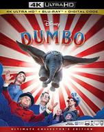 DUMBO (LIVE) (ACTION) 4K BLURAY