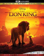 LION KING (2019) 4K BLURAY
