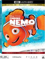 FINDING NEMO 4K BLURAY