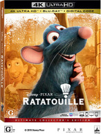 RATATOUILLE 4K BLURAY