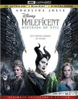 MALEFICENT: MISTRESS OF EVIL 4K BLURAY