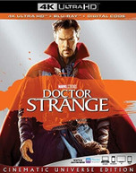 DOCTOR STRANGE 4K BLURAY