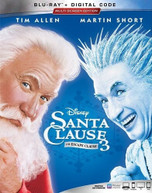 SANTA CLAUSE 3: ESCAPE CLAUSE BLURAY