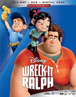 WRECK -IT RALPH BLURAY