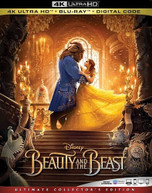 BEAUTY & BEAST (LIVE) (ACTION) 4K BLURAY