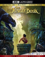 JUNGLE BOOK 4K BLURAY