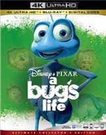 BUG'S LIFE 4K BLURAY