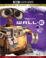 WALL -E 4K BLURAY