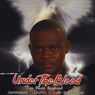 ANTHONY PAPA DAS GLAS - UNDER THE BLOOD ''I'VE BEEN FORGIVEN'' CD