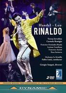 HANDEL /  LEO - RINALDO DVD