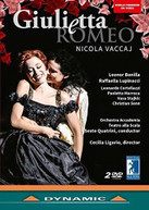 GIULIETTA E ROMEO DVD