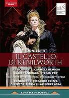 IL CASTELLO DI KENILWORTH DVD