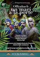 OFFENBACH /  PLACA / GALLI - UN MARI A LA PORTE DVD