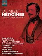 DONIZETTI - DONIZETTI HEROINES DVD