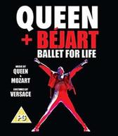 QUEEN /  BEJART - BALLET FOR LIFE BLURAY
