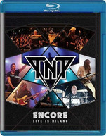 TNT - ENCORE - LIVE IN MILAN BLURAY