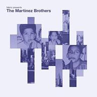 MARTINEZ BROTHERS - FABRIC PRESENTS MARTINEZ BROTHERS VINYL