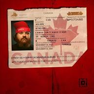KTREVOR WILSON - SORRY! (A CANADIAN) (ALBUM) VINYL