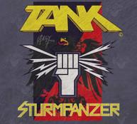 TANK - STURMPANZER CD