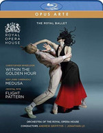 VIVALDI /  ROYAL BALLET / GRIFFITHS - WITHIN THE GOLDEN HOUR BLURAY