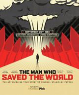 MAN WHO SAVED THE WORLD BLURAY