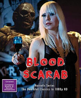 HORROTIC SERIES BLOOD SCARAB BLURAY