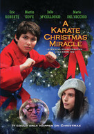 KARATE CHRISTMAS MIRACLE DVD