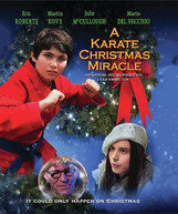 KARATE CHRISTMAS MIRACLE BLURAY