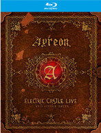 AYREON - ELECTRIC CASTLE LIVE AND OTHER TALES BLURAY