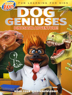 DOG GENIUSES: DINOSAUR ADVENTURE DVD