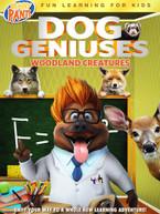 DOG GENIUSES: WOODLAND CREATURES DVD