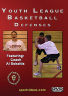 YOUTH LEAGUE BASKETBALL DEFENSE DVD