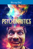 PSYCHONAUTICS: A COMIC'S EXPLORATION OF PSYCHEDELI BLURAY