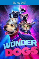 WONDER DOGS BLURAY