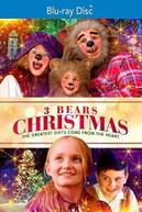 3 BEARS' CHRISTMAS BLURAY